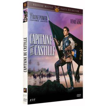 Capitaine de Castille DVD