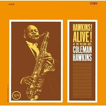Hawkins !  Alive ! SHM-CD