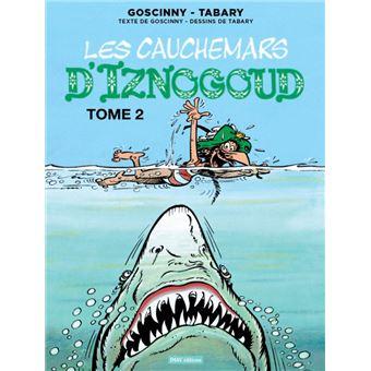 Les aventures du grand vizir IznogoudIznogoud,22:les cauchemars d'iznogoud,2