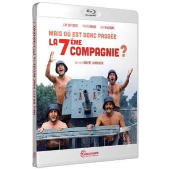 Mais où est donc passée la 7 ème compagnie ? Blu-ray