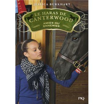 Les haras de CanterwoodLe haras de Canterwood - tome 3 Amies ou ennemies