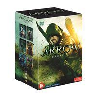 Coffret Arrow Saisons 1 à 6 DVD