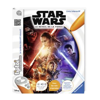 Livre Interactif Ravensburger Tiptoi Star Wars Episode 7 Le Reveil De La Force