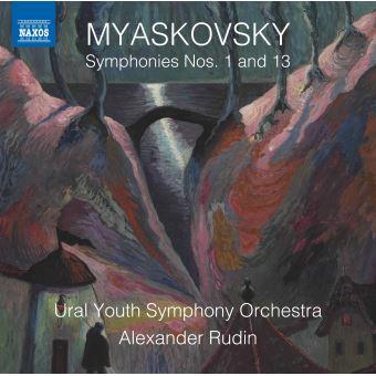 Symphonies numéros 1 et 13