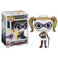 Figurine Funko Pop Batman Arkham Asylum Nurse Harley Quinn 10 cm