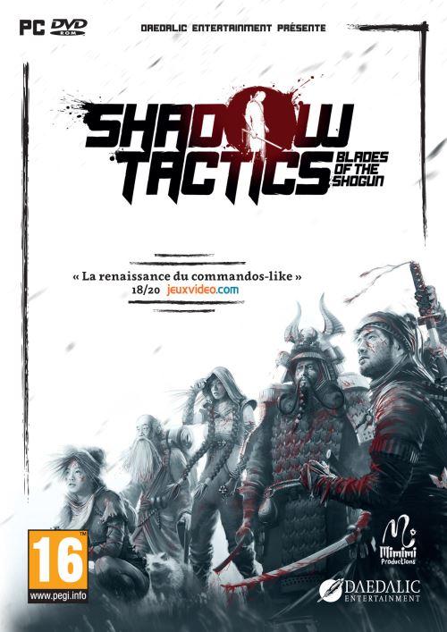 Shadows Tactics : Blades of the Shogun PC