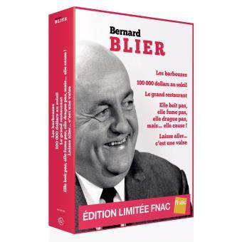 BERNARD BLIER-FR-COFFRET 5 DVD