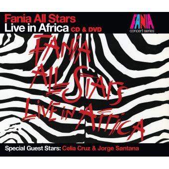 Live in Africa - Inclus DVD bonus