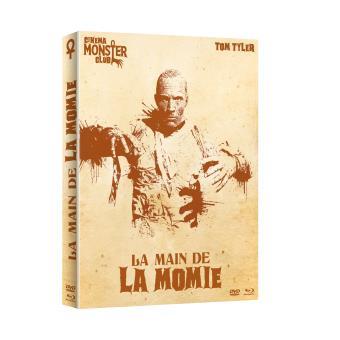 La Main de la momie Combo Blu-ray + DVD