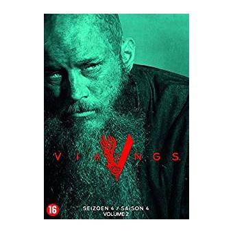 VikingsVikings Saison 4 Volume 2 DVD