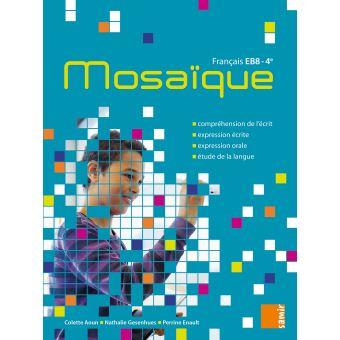Mosaique Francais Eb8 4eme