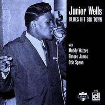 Blues Hit Big Town