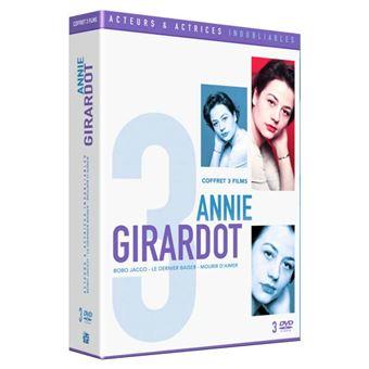 Coffret Inoubliable Annie Girardot DVD