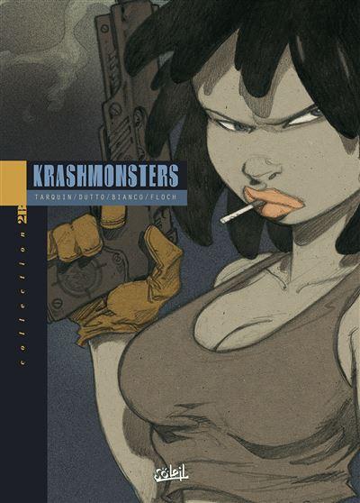 Krashmonsters T01 - Edition 2B