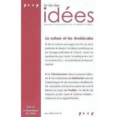 La Vie des idées - Mars 2006
