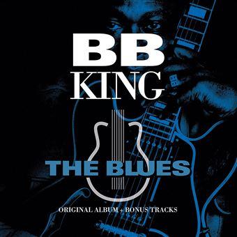 The Blues Vinyle bleu 180 gr Inclus 2 titres bonus