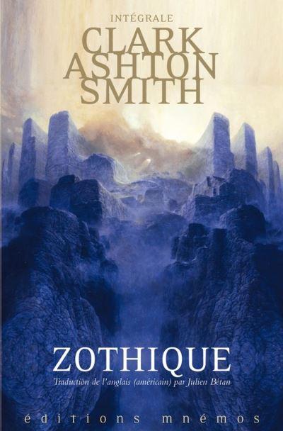 Zothique - Les mondes perdus, T1 - 9782354086237 - 5,99 €