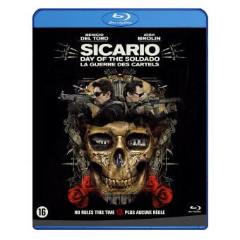 SICARIO : DAY OF THE SOLDADO-FR-BLURAY