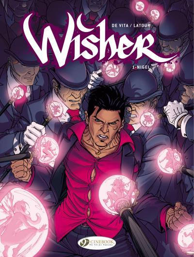 Wisher - tome 1 Nigel