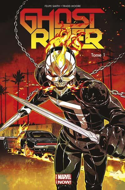 Ghost rider all new marvel now