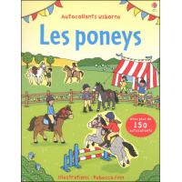 Poneys - autocollants
