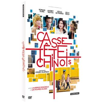 Casse-tête chinois DVD