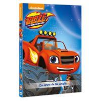 Blaze et les Monsters Machine Volume 3 La corne de la jungle DVD