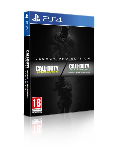 Call of Duty Infinite Warfare Edition Legacy Pro PS4