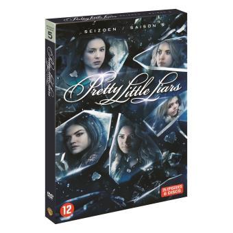 Pretty Little LiarsPretty little liars Saison 5 DVD