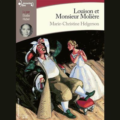 Louison et Monsieur Molière - 9782075105491 - 11,99 €