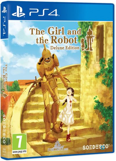The Girl and The Robot Edition Deluxe PS4