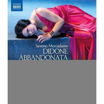 DIDONE ABBANDONATA/BLURAY