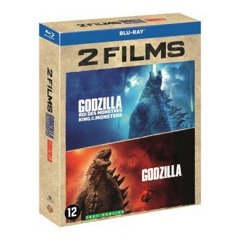 Godzilla, la trilogieCoffret Godzilla et Godzilla 2, roi des monstres Blu-ray