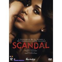 Scandal Saison 5 DVD