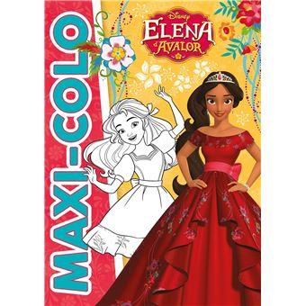 Elena d'AvalorMaxi Colo