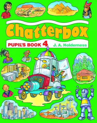 Chatterbox,4:pupil's book