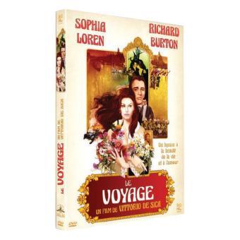 Le voyage DVD