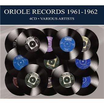 ORIOLE RECORDS ALBUMS/4CD