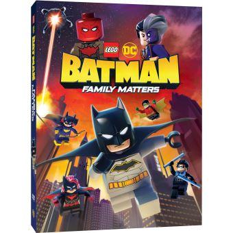 Lego DC ComicsLego dc batman: Family matters-BIL
