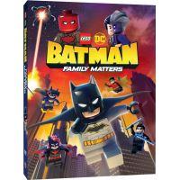 Lego DC Batman Family DVD