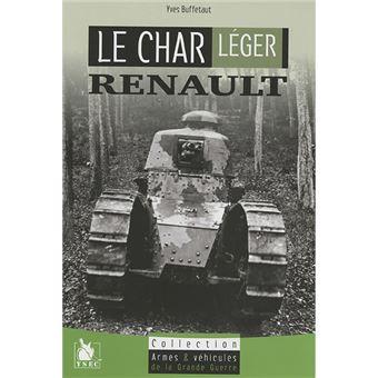 Le char Renault FT