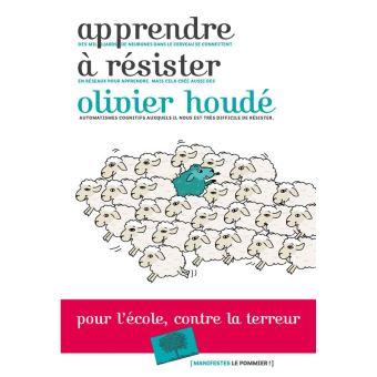 Apprendre a resister - nouvelle edition