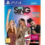 Let's Sing 2016 Hits Français PS4