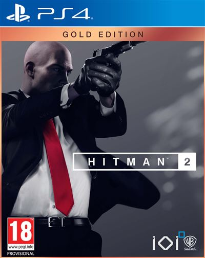 Hitman 2 Edition Gold PS4