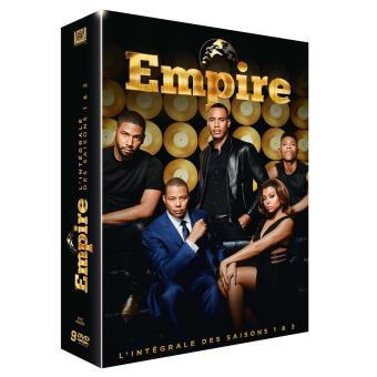 EmpireEmpire Saisons 1 à 2 Coffret DVD