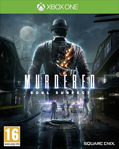 Murdered Soul Suspect Xbox One - Xbox One