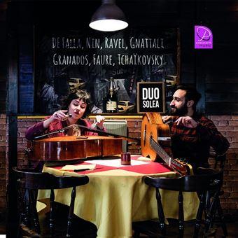 Musique pour violoncelle et guitare