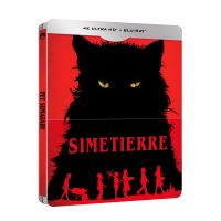Simetierre Steelbook Blu-ray 4K Ultra HD
