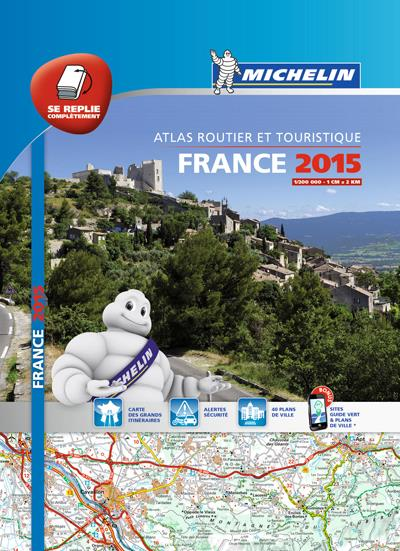 Atlas France 2015 Multiflex Michelin