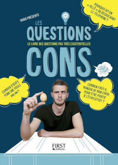 Les Questions Cons - 9782754085878 - 8,99 €